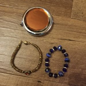 Bracelet and Mirror Bundle